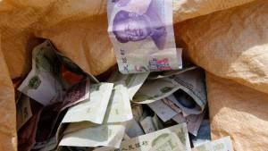 In China droht eine Kreditklemme