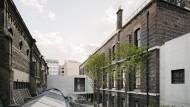 Über diese Brücke musst du gehen: David Chipperfields neuer Verbindungsbau von Royal Academy of Arts und Burlington Garden.