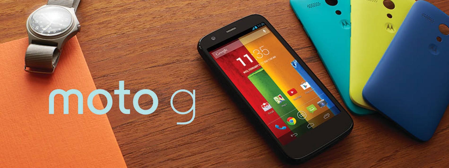 Ein Motorola für die Massen
