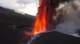 Vulkan-Aktivitäten werden wieder stärker