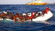 Führungskräfte befürchten Wiederanstieg der Flüchtlingszahlen