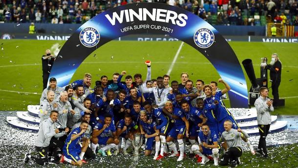 Chelsea besiegt Villarreal im Elfmeterschießen