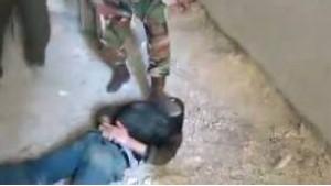 Syrische Soldaten schießen auf Flüchtlinge an türkischer Grenze