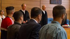 Schleuser zu Haftstrafen verurteilt
