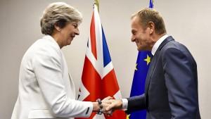 Die positive Brexit-Erzählung