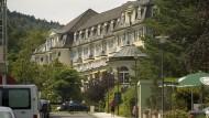 Klinik mit Hotelambiente