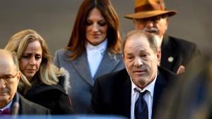 Jury im Weinstein-Prozess uneins über Anklagepunkte