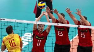 Deutschland blamiert sich gegen Spanien