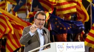 Vergifteter Sieg für Artur Mas