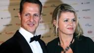 Archivbild von Michael und Corinna Schumacher aus dem Jahr 2012