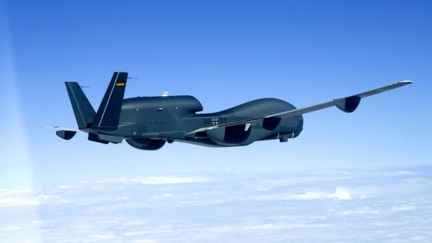 Aktuellen Entwicklung im Drohnen-Untersuchungsausschuss