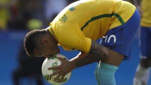 Brasilien will das 1:7 endlich vergessen