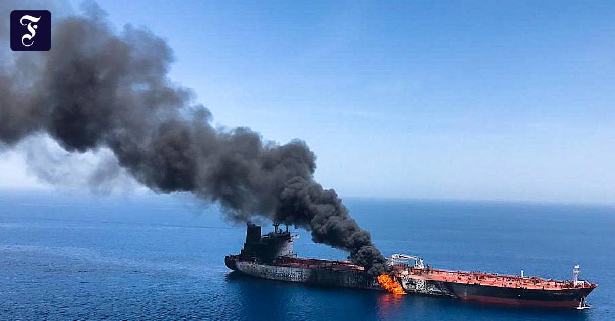 Saudi-Arabien fordert nach Tanker-Angriffen verstärkten Druck auf Iran