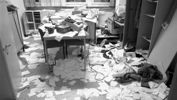 Das letzte Kapitel der Stasi