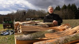 Heizen mit Holz wird teurer