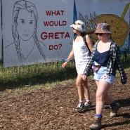 Was würde Greta tun? Möglichst wenig mit dem Flugzeug reisen