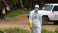 Mit Ebola infizierter Arzt nach Amerika ausgeflogen