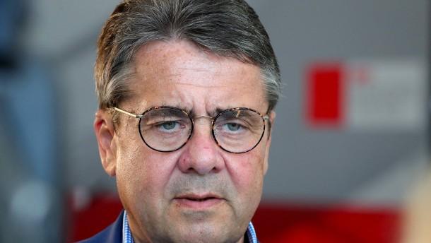Gabriel plant offenbar Ende seiner politischen Laufbahn