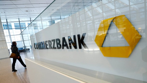 Commerzbank wartet auf den Chefwechsel