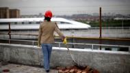 China plant Infrastruktur-Offensive
