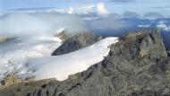 Alpen und anderswo – der Klimawandel lässt überall die Gletscher schrumpfen