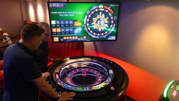 Spielbanken wollen ins Internet