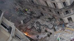 Feuerwehr veröffentlicht Videomaterial von Rettungsmaßnahmen