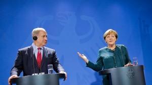 Washington und Berlin kritisieren Netanjahu
