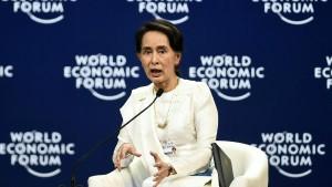 Burma gesteht Defizite bei Rohingya-Krise ein