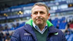 VfL Wolfsburg trennt sich von Allofs