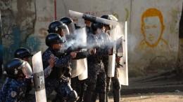 Venezuelas Armee verhaftet aufständische Soldaten