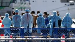 Hunderte dürfen Kreuzfahrtschiff verlassen