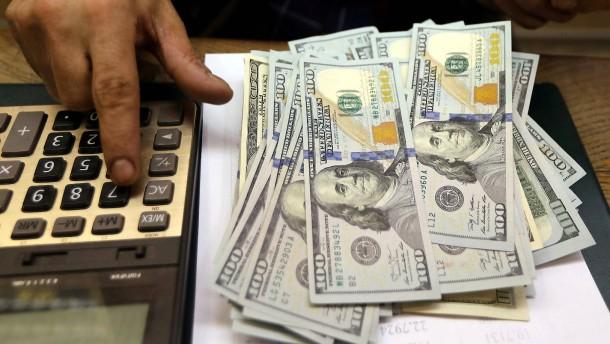 Die Welt braucht den Dollar