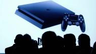 Sony stellt seine neuen Spielekonsolen vor