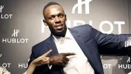 Usain Bolt will vielleicht Fußballer werden