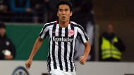 Mister Zuverlässig: Mit seiner Flexibilität hilft Makoto Hasebe der Eintracht weiter.