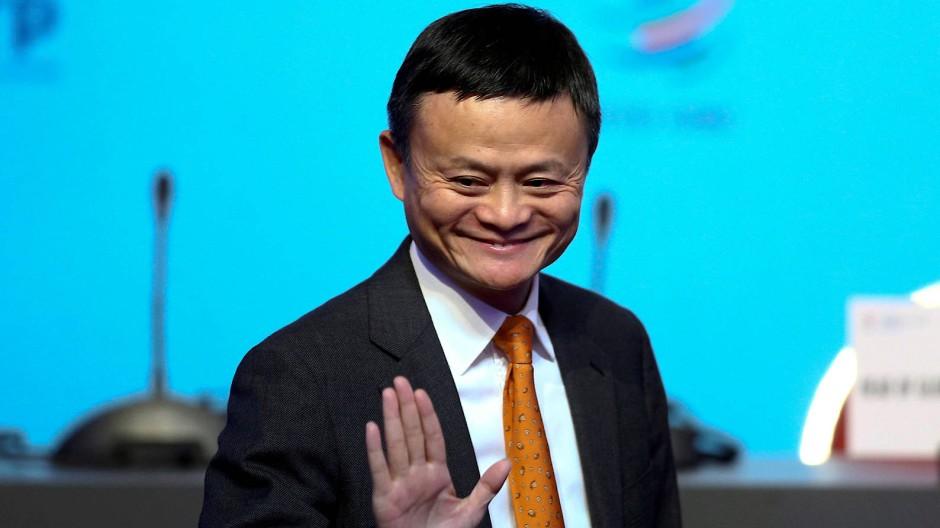 Alibaba-Gründer Jack Ma im Dezember 2017 bei einer Konferenz der Welthandelsorganisation (WTO) in Buenos Aires