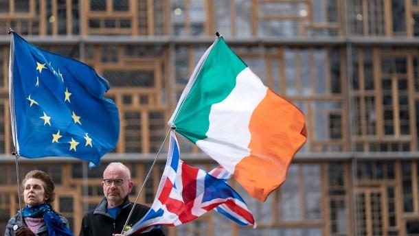 EU und Großbritannien starten neue Verhandlungsrunde