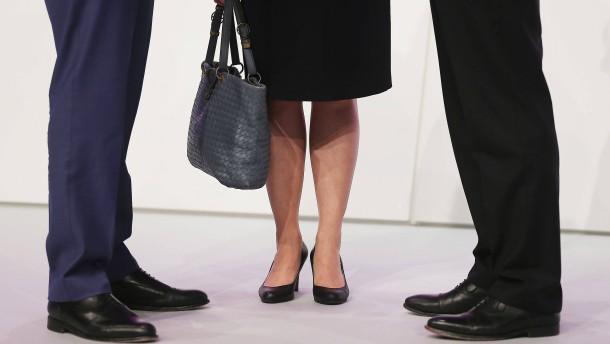 Nur jedes achte Vorstandsmitglied ist eine Frau