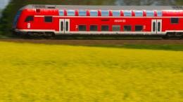"""Bahn schafft """"Schönes-Wochenende-Ticket"""" ab"""
