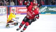 Köln siegt im Eishockey-Derby gegen Düsseldorf
