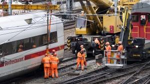 Entgleister Zug in Basel beeinträchtigt weiter Fernverkehr