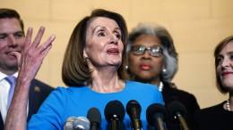 Demokraten nominieren Pelosi