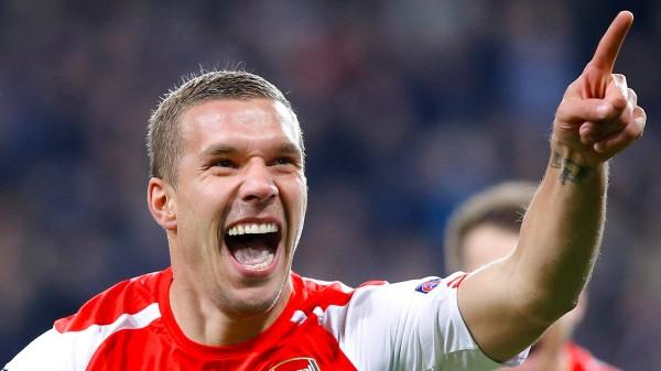 Lukas Podolski News Der Faz Zum Fussballspieler