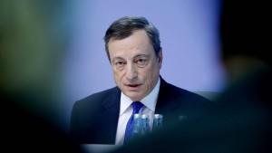 Draghi warnt vor Lockerung der Bankenregulierung