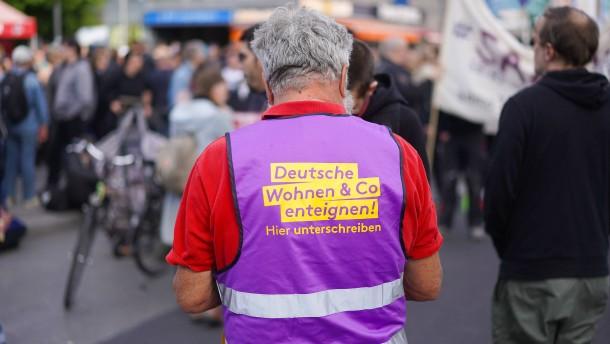 Schützt EU-Recht vor Enteignung?