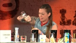 "Kanadierin ist ""Best Bartender of the Year"""