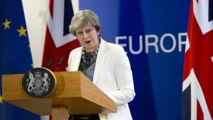 Premierministerin May will Brexit-Vision vorlegen