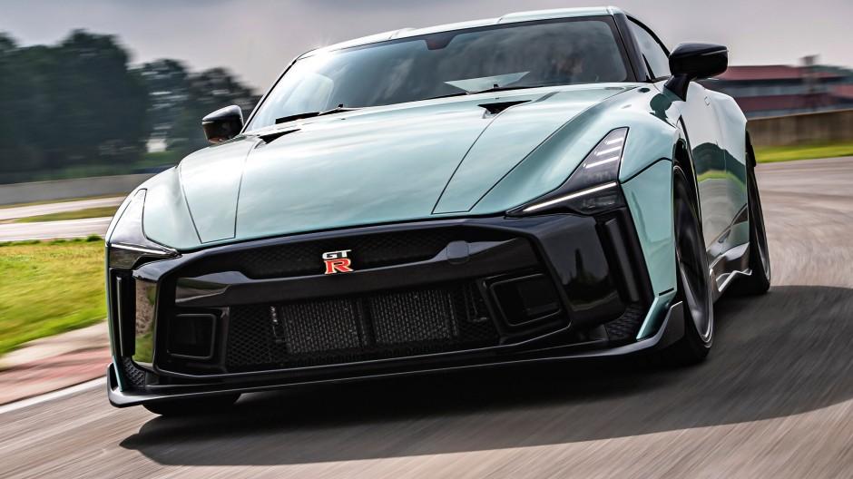 Ruhm und Tradition: Nissan GT-R