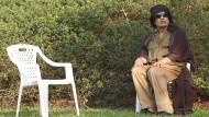 Muammar al-Gaddafi 2010: Der Monobloc ist für alle da.